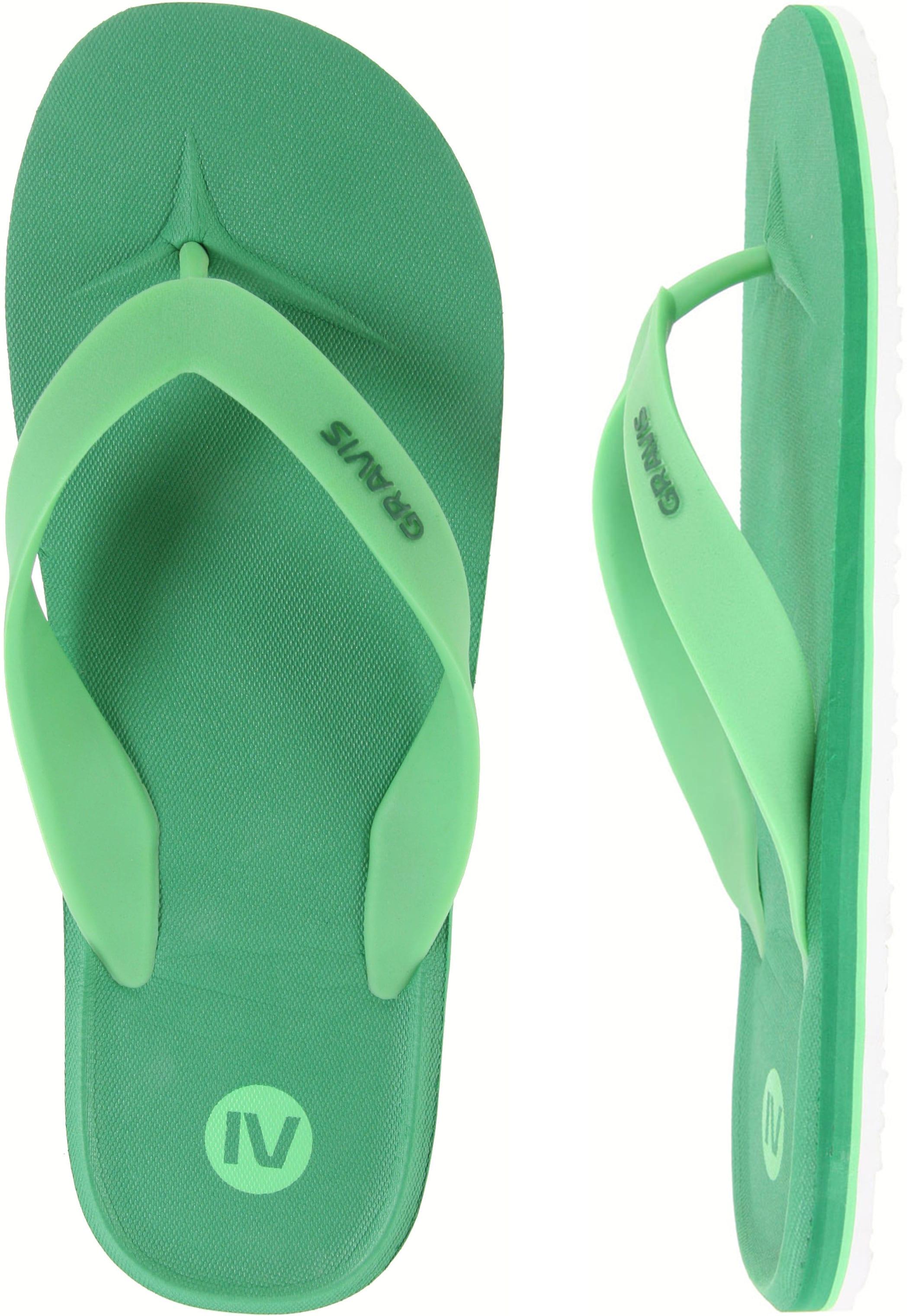 Gravis Waterpipes Sandals - Mens - 9 US - Green