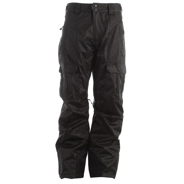 Gravity Bennie Insulated Snow Pants Black U.S.A. & Canada