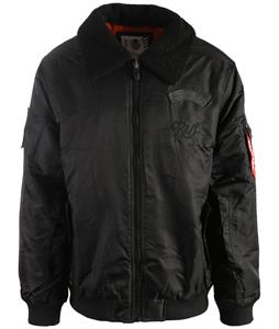 Grenade Flight w/ Sherpa Collar Snowboard Jacket