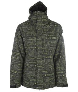 Grenade Task Force Snowboard Jacket