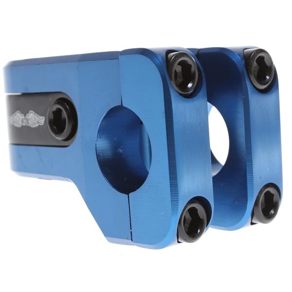 Gt Afx Bmx Stem Blue 50Mm U.S.A. & Canada