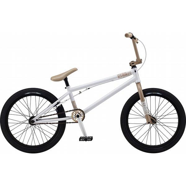 Gt Bump Bmx Bike Satin White 20In U.S.A. & Canada