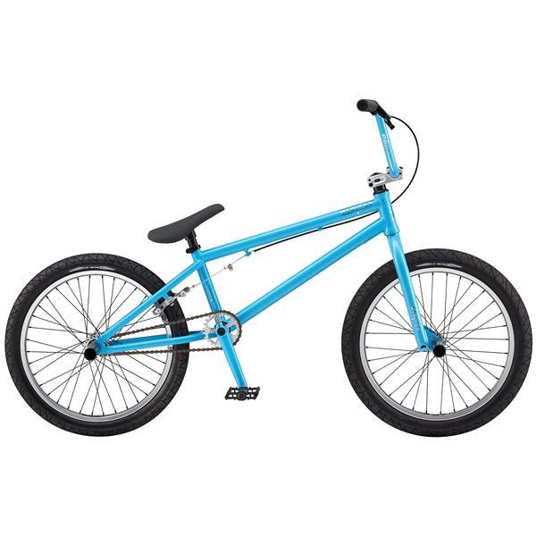 Gt Compe Bmx Bike Satin Blue 20In U.S.A. & Canada