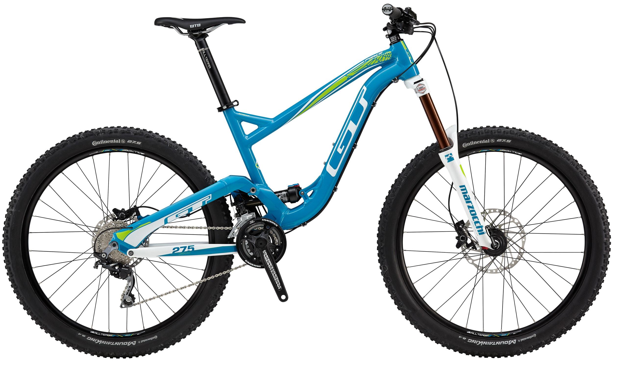 GT Force X Sport Bike