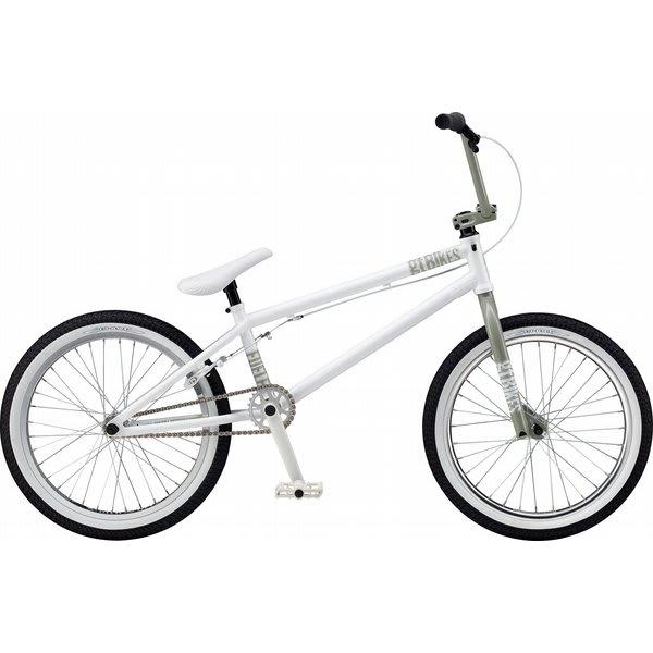 Gt Fueler Bmx Bike Satin White 20In U.S.A. & Canada