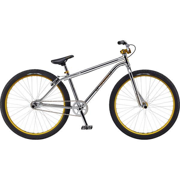 Gt Performer Bmx Bike Chrome 26In U.S.A. & Canada