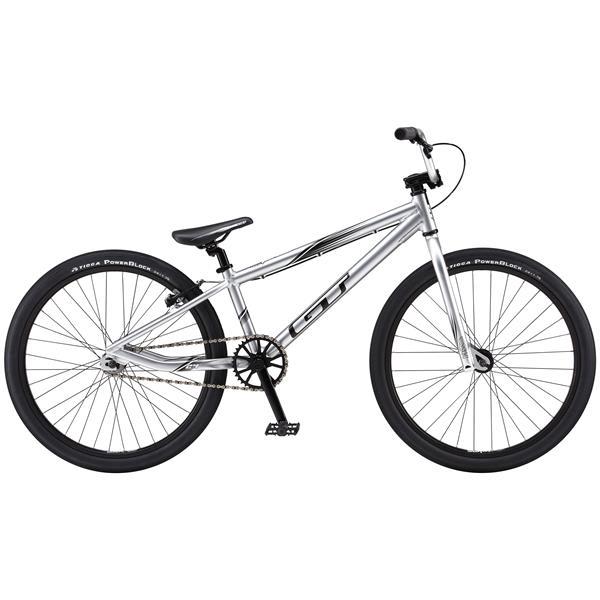 Gt Power Series 24 Bmx Bike Silver Streak 24In U.S.A. & Canada
