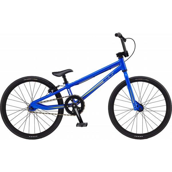 Gt Power Series Expert Bmx Bike Satin Blue 20In U.S.A. & Canada