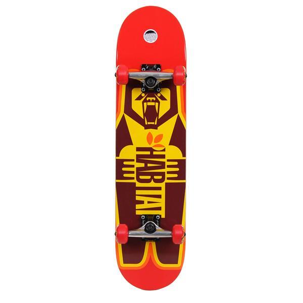 Habitat Grizz Skateboard Complete U.S.A. & Canada