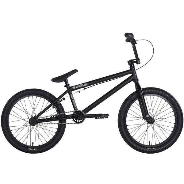 Haro 350 1 Bmx Bike Matte Black 20In U.S.A. & Canada