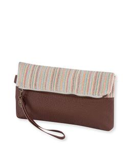 Pistil Have We Met Fold-Over Clutch