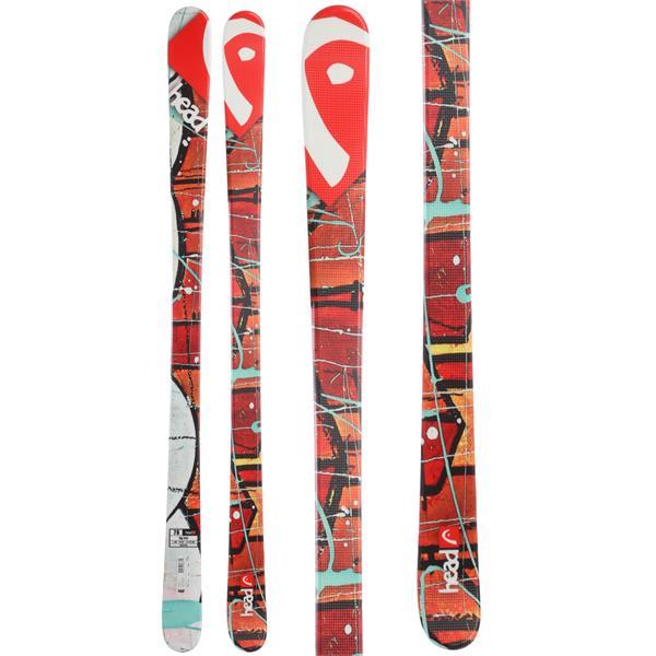 Head Big Heir Skis U.S.A. & Canada