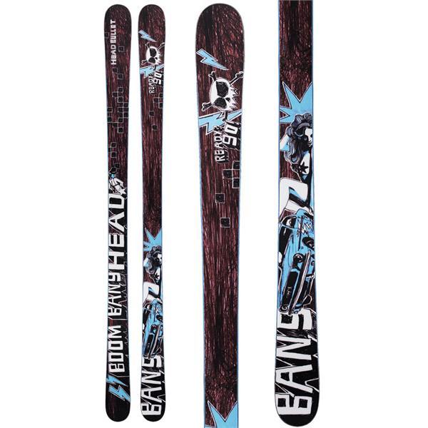 Head Bullet 84 Sw Bk Skis U.S.A. & Canada