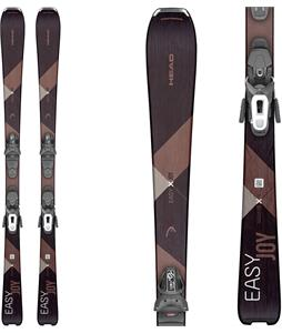 Head Easy Joy Skis w/ Joy 9 GW Bindings