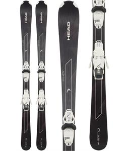 Head Easy Joy 2 Skis w/ Joy 9 SLR Bindings