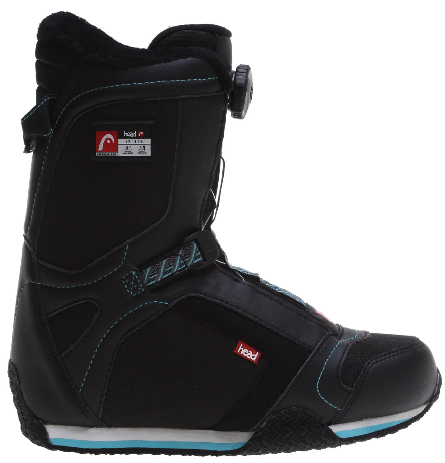 Head Jr Boa Snowboard Boots Kids