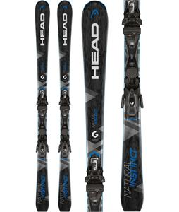 Head Natural Instinct Skis w/ PR 11 MBS Bindings