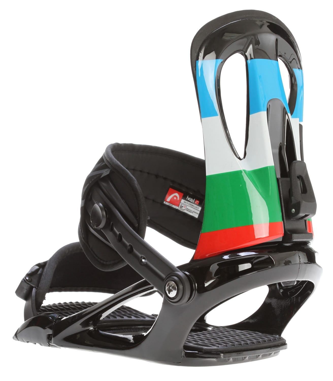 Head NX Fusion Snowboard Bindings
