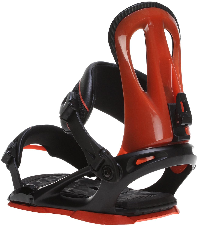 Head NX Three Snowboard Bindings
