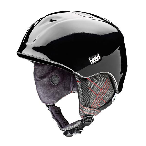Head Rebel Ski Helmet Black U.S.A. & Canada