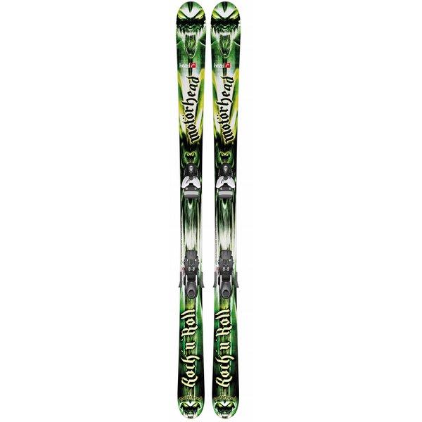 Head Rock'n Roll 94 Skis W/ Mojo 12 Wide Bindings
