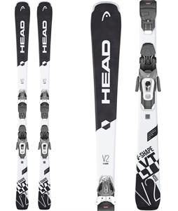 Head V-Shape V2 Skis w/ PR 10 GW Bindings