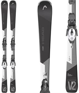 Head V-Shape V2 Skis w/ PR 10 GW Promo Bindings