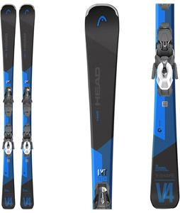 Head V-Shape V4 Skis w/ PR 10 GW Promo Bindings