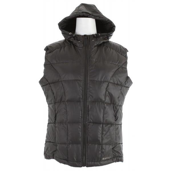 Hi Tec Hanks Canyon Hooded Vest Black U.S.A. & Canada