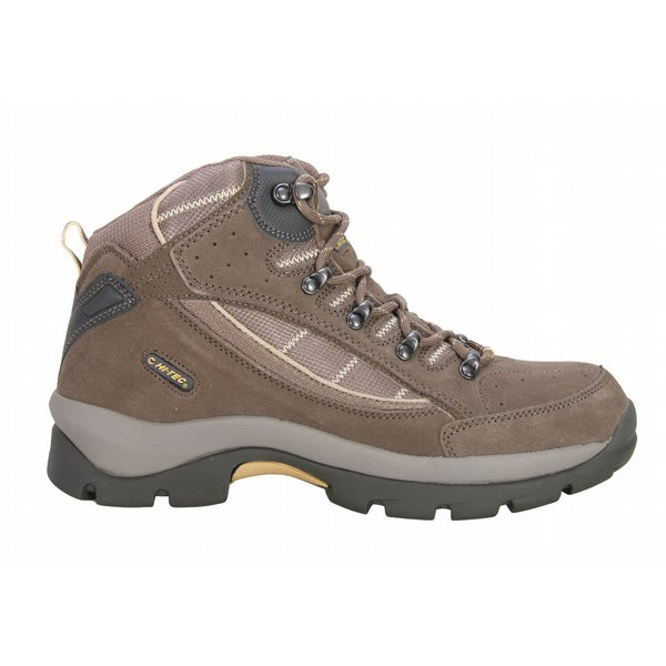 Hi Tec Seronga Mid Hiking Shoes Sm Brown / Taupe / Gldn Hz U.S.A. & Canada