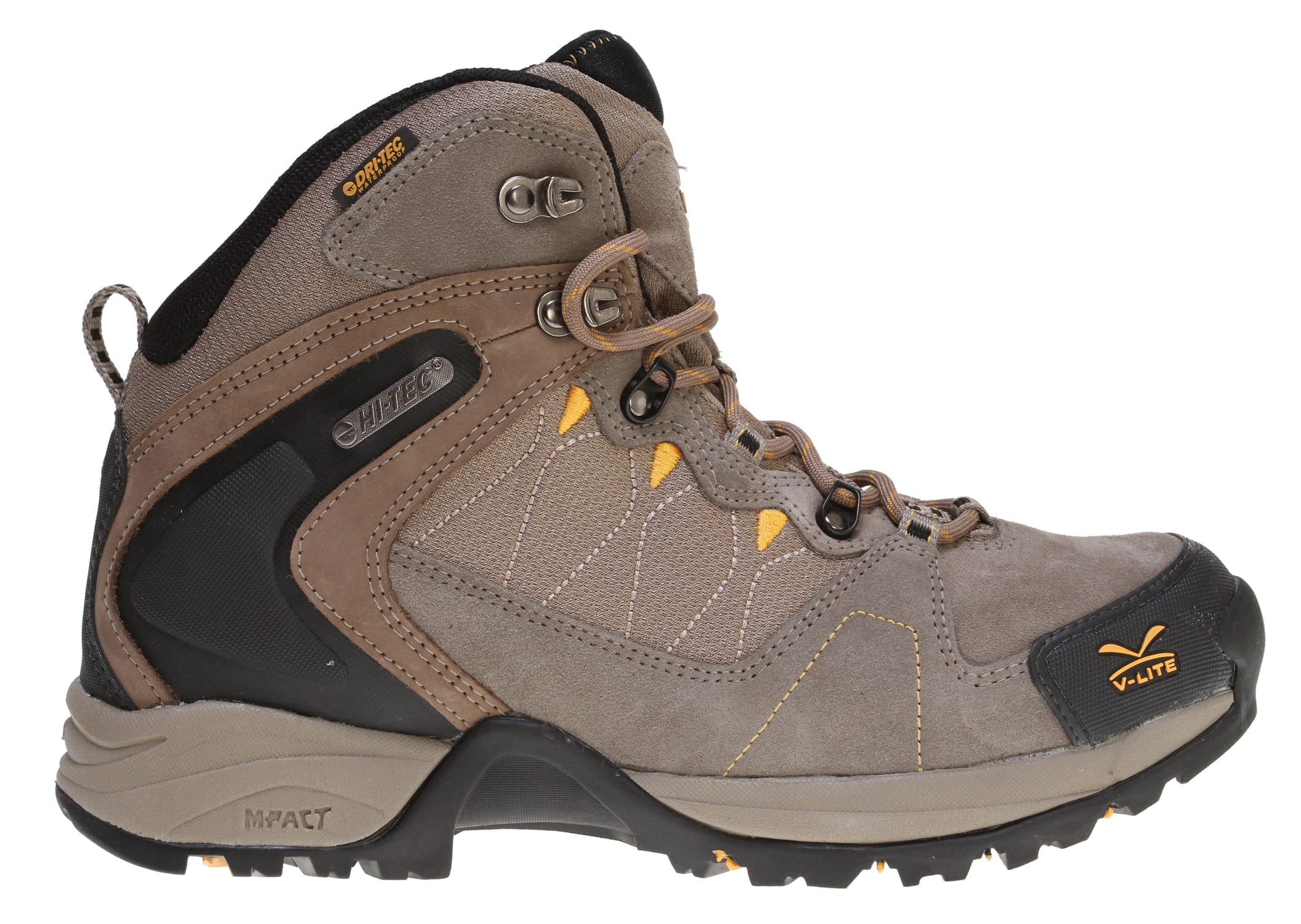 Hi Tec V Lite Buxton Mid Wp Hiking Shoes