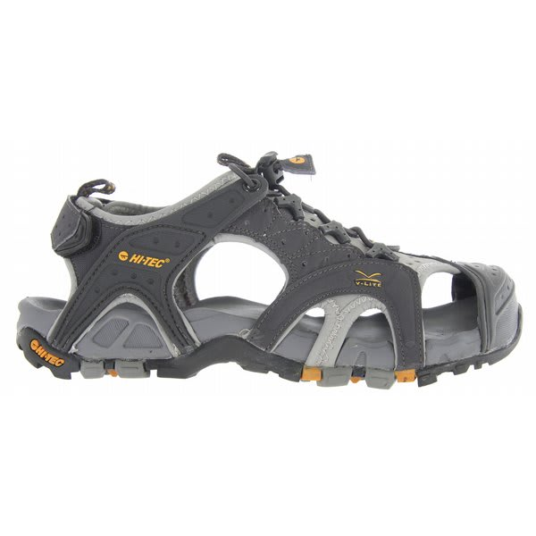 Hi Tec V Lite Diablo Water Shoes Dark Grey / Cool Grey / Sunflower U.S.A. & Canada