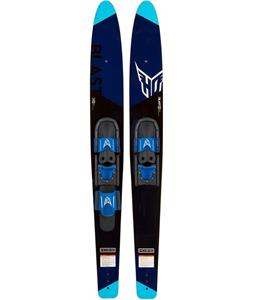 HO Blast Combo Skis w/ Horseshoe/RTS Bindings