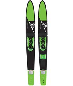 HO Burner Blem Combo Skis w/ Blaze/RTS Bindings