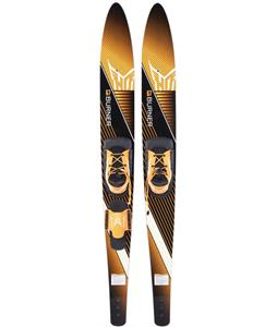 HO Burner Combo Skis w/ Trainer Bar Bindings