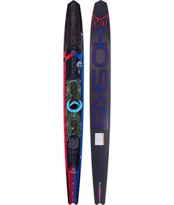 HO Carbon Evo Slalom Ski w/ Freemax/ART Bindings