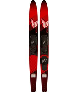 HO Excel Combo Skis w/ Horseshoe Bindings