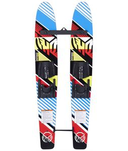 HO Hot Shot Trainers w/ Rope/Dvd Combo Skis
