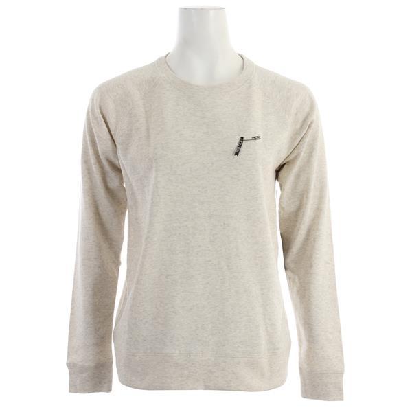 Holden Beth Crew Sweatshirt Bone U.S.A. & Canada