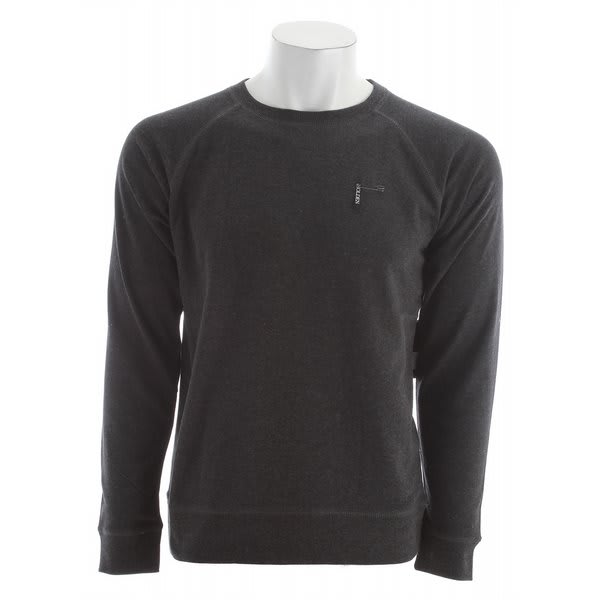 Holden Beth Crew Sweatshirt Charcoal Heather Grey U.S.A. & Canada