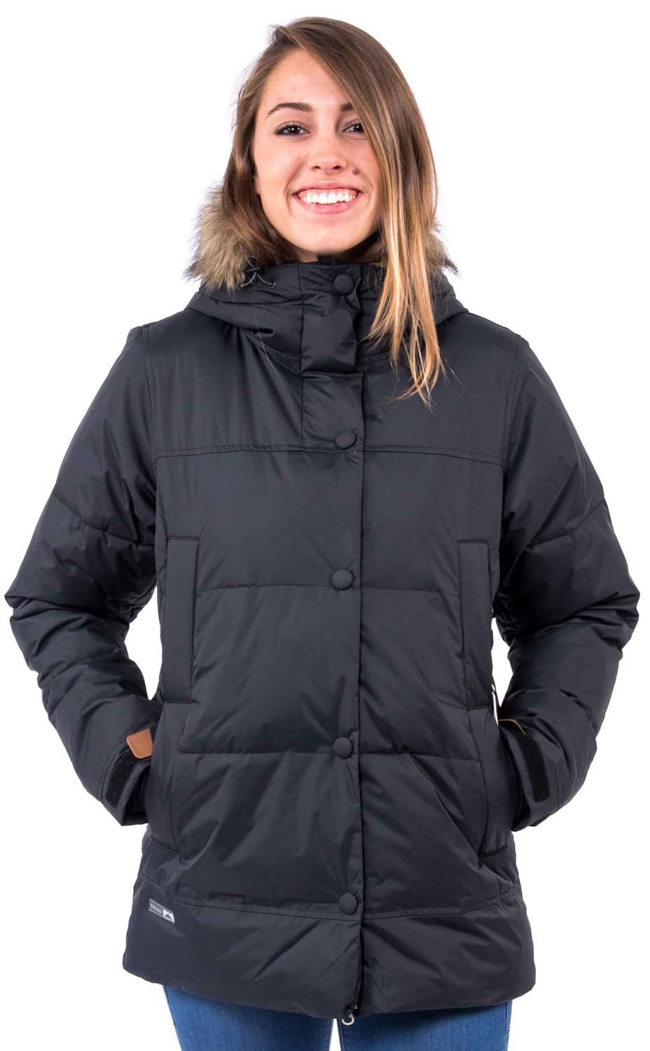 Holden Bliss Down Snowboard Jacket Womens