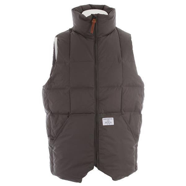 Holden Packable (Stussy) Vest Flint U.S.A. & Canada