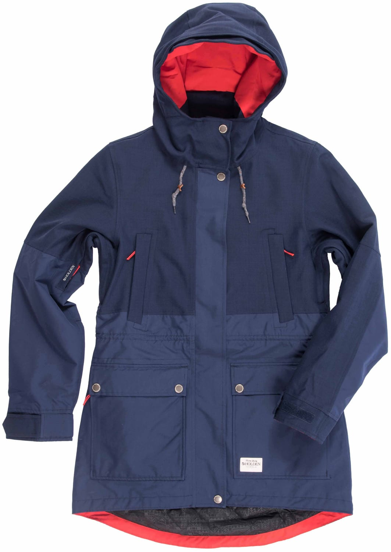 Snowboarding jackets for women