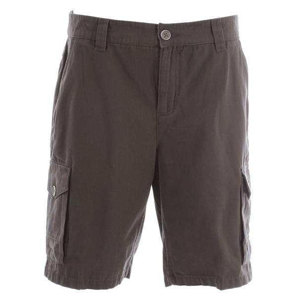 Horny Toad Cliff Cargo Shorts Charcoal U.S.A. & Canada