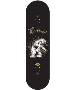 House Bear Skateboard Deck