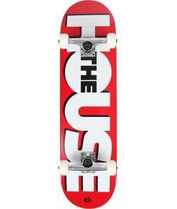 House Big Logo Skateboard Complete