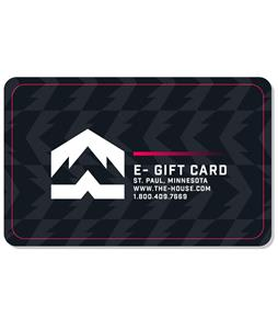 The House E-Gift Card (Email)