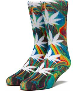 Huf Digital Plantlife Socks