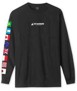 Huf Flag Union L/S T-Shirt