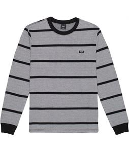 Huf Houndstooth Stripe Knit L/S Shirt